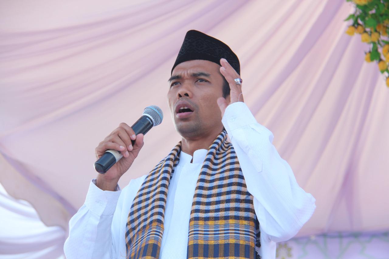 Ansharusyariah Menduga Kelompok Islamfobia Di Balik Persekusi UAS
