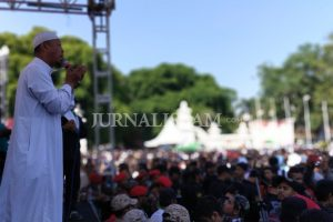 DSKS: Jalan Sehat Umat Islam Solo Bukti Persatuan Indonesia
