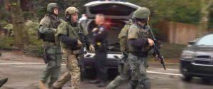 11 Orang Tewas dan 6 Terluka dalam Serangan di Sinagog Yahudi Amerika