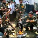 Ansharusyariah : Pembakaran Bendera Tauhid Akibat Doktrin Anti-HTI