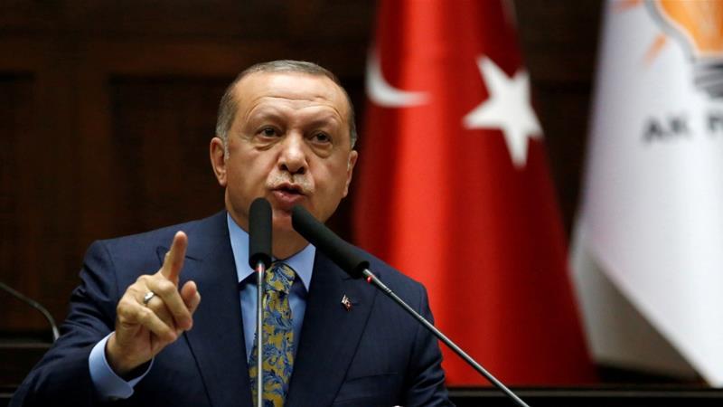 Erdogan: Keterangan Saudi atas Terbunuhnya Khashoggi adalah Jawaban Kekanak-kanakan
