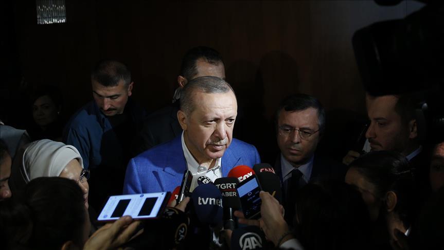 Hilangnya Wartawan Saudi, Erdogan: Saya Berharap Tidak Menjadi Situasi yang Buruk