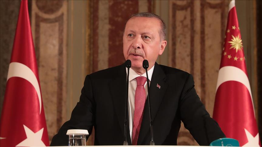 Erdogan: Turki Tetap Berada di Idlib untuk Bantu Selamatkan Warga
