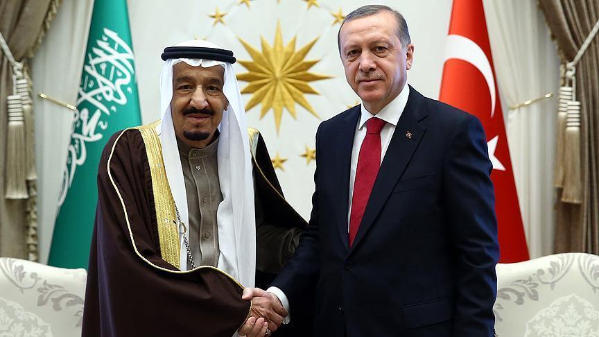 Erdogan dan Raja Salman Bahas Hilangnya Khashogi dalam Sambungan Telepon