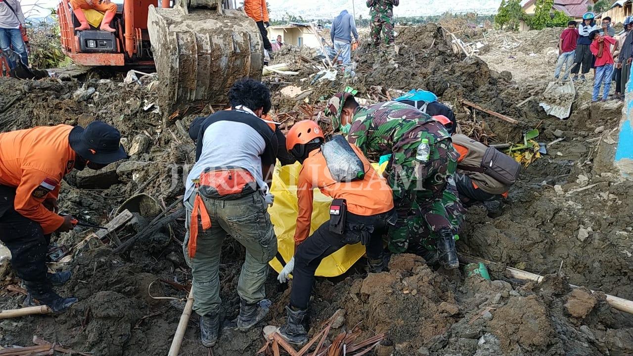 Basarnas: Likuifaksi Persulit Proses Evakuasi Korban Gempa-Tsunami Palu