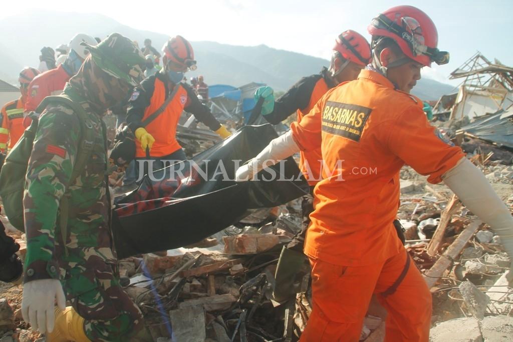 Basarnas Berhasil Evakuasi 15 Jenazah Lagi di Perumnas Balaroa
