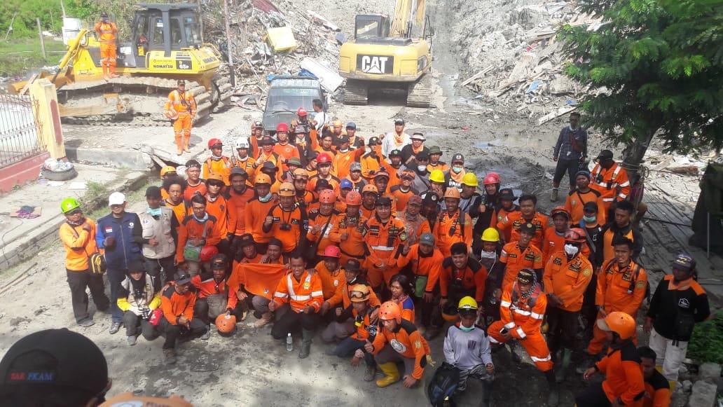 Evakuasi Korban Likuifaksi di Petobo Resmi Dihentikan, 180 Jenazah Ditemukan