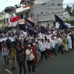 Hari Ini, Ribuan Umat Islam Banten Demo Kutuk Pembakaran Simbol Islam