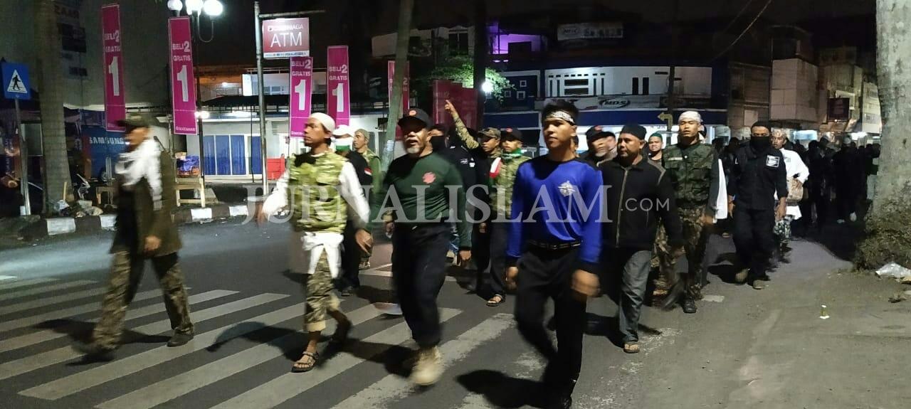 Cegah Maksiat dan Bencana, Ribuan Warga Tasikmalaya Gelar Dakwah On The Street