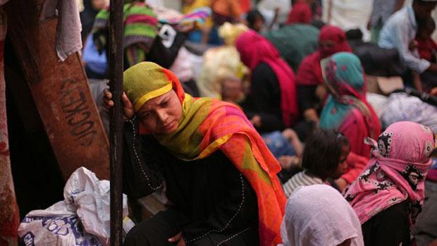 India Akan Deportasi Semua Pengungsi Muslim Rohingya ke Myanmar