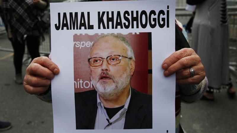 Intel AS Curigai Pangeran Salman Terlibat atas Terbunuhnya Jamal Khashogi