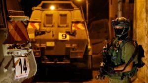 Israel Culik 12 Warga Palestina dalam Serangan Semalam di Tepi Barat