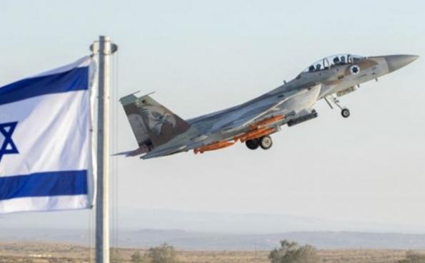 Israel Gempur Gaza dengan Serangan Udara