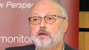 Jamal Khashoggi,