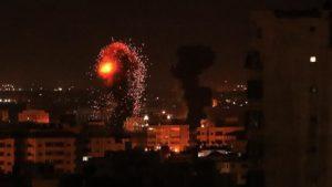 Jet Tempur Israel Targetkan Anak-anak Palestina di Gaza, 3 Syahid