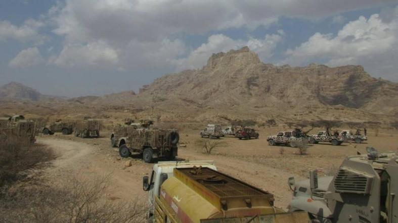Koalisi Arab Luncurkan Serangan Terpadu pada Pos-pos Syiah Houthi di Distrik Saada