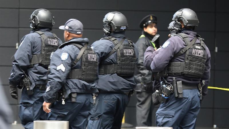 Mantan Presiden AS dan Direktur FBI Dikirimkan Paket Bom Pipa