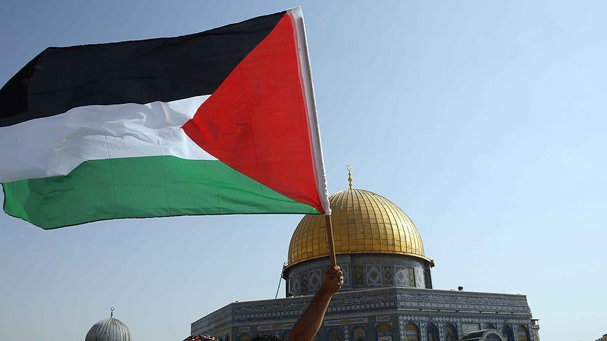 Warga Palestina Usir Delegasi UEA dari Masjidil Aqsa