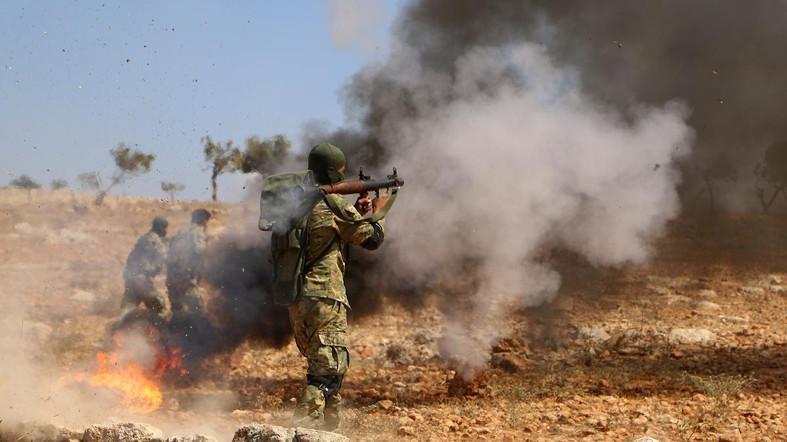 Oposisi Suriah Tolak Pengerahan Pasukan Rusia ke Zona Demiliterisasi Idib