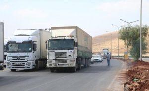 PBB Kirim 30 Truk Bantuan Kemanusiaan ke Idlib