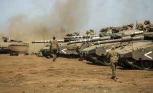 PM Zionis Netanyahu Siapkan Operasi Militer di Gaza