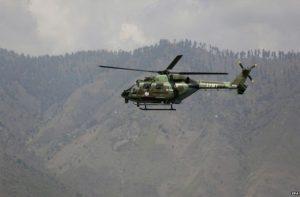 Pasukan India Tembaki Helikopter PM Kashmir di Pakistan