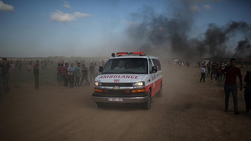 Pasukan Israel Bunuh 5 Warga Palestina dalam Aksi Great March of Return