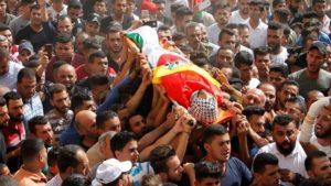 Pasukan Zionis Yahudi Tembak Mati Warga Palestina saat Unjuk Rasa di Tepi Barat