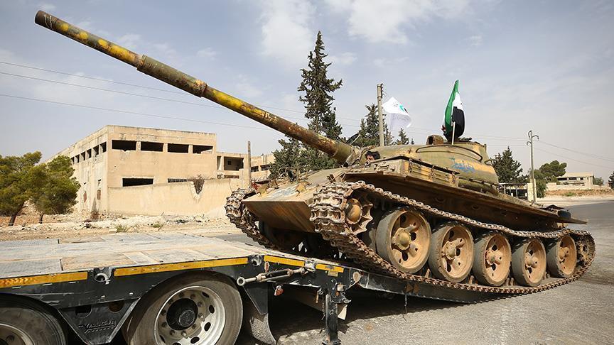 Penarikan Senjata Berat dari Garis Depan Idlib Bukti Percayanya Oposisi pada Turki