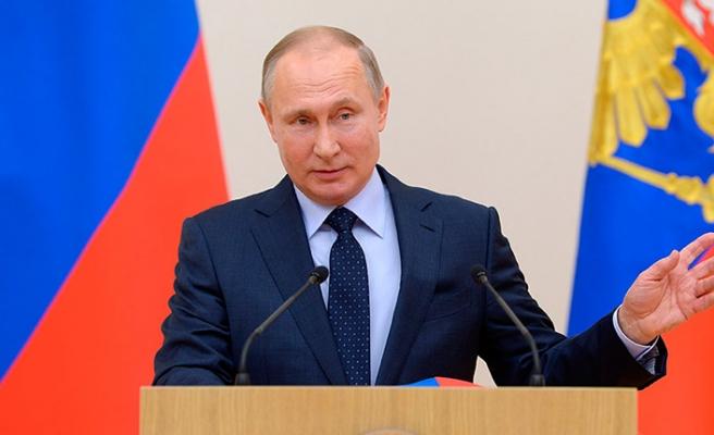 Putin Ucapkan Terima Kasih atas Upaya Turki di Idlib