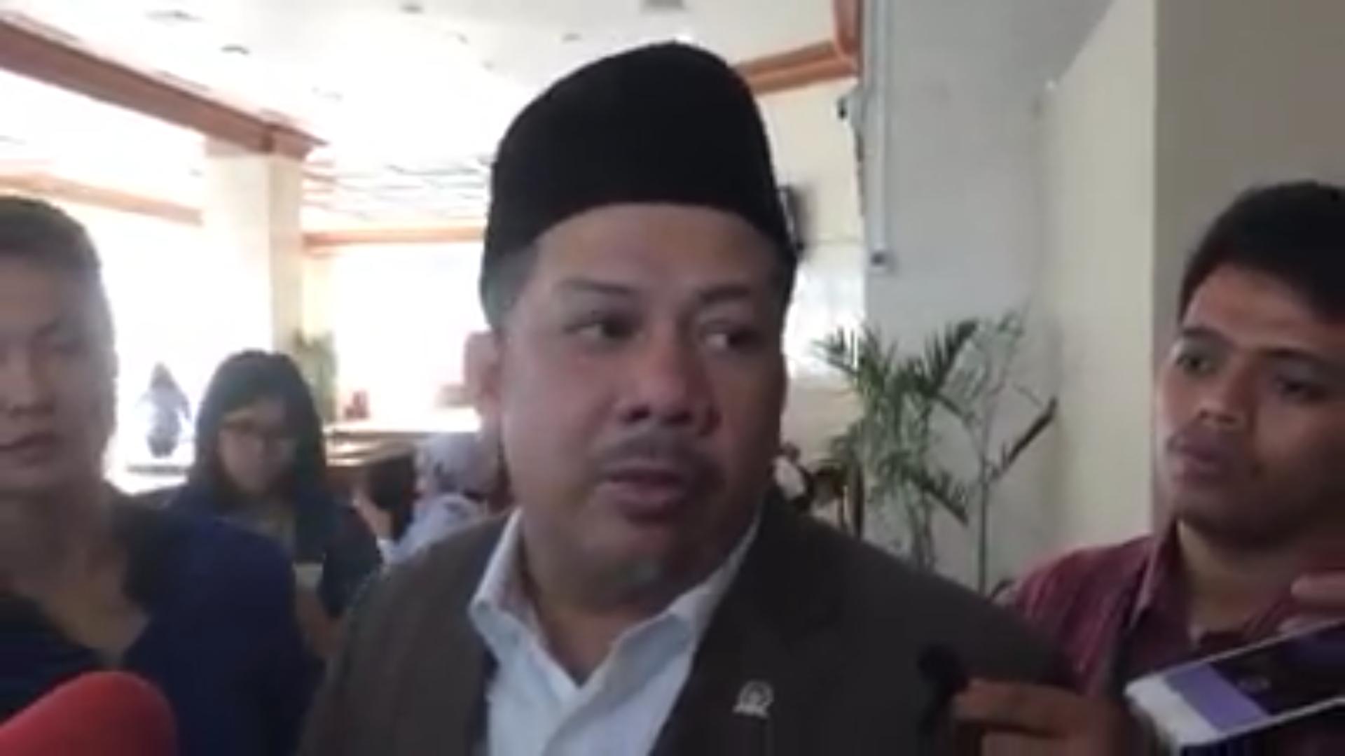 Menyoal Kasus Ratna Sarumpaet, Fahri Hamzah: Biadab!