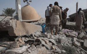 Serangan Udara AS Targetkan Masjid di Deir ez Zor