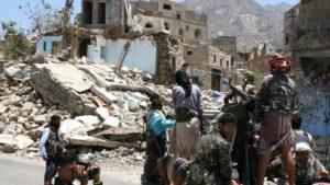 Serangan Udara Koalisi Arab Hantam Pasukan Syiah Yaman, 40 Tewas