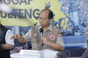 BNPB Fokus Evakuasi Korban di 9 Titik di Kota Palu