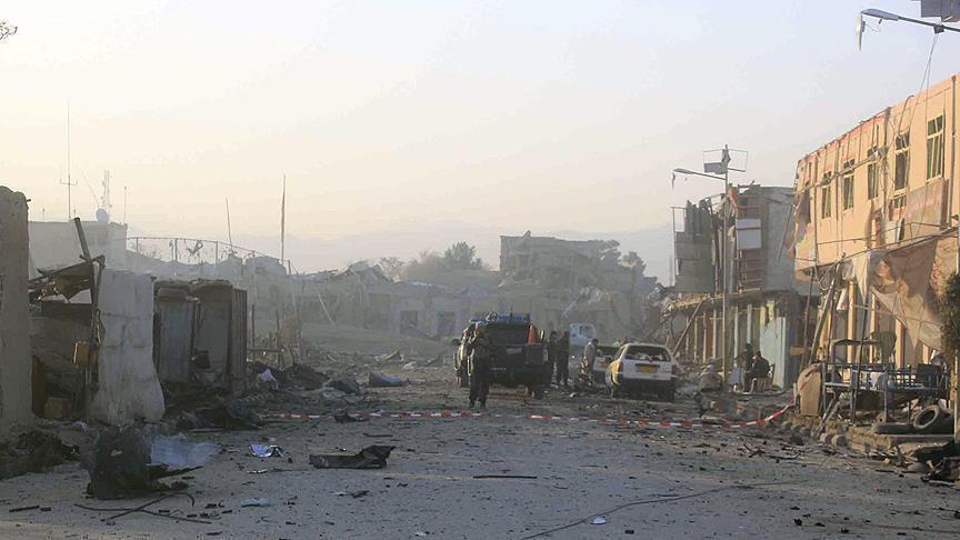 Taliban Serbu Distrik Sayyidabad, Tempat Dimana 38 Tentara AS Tewas