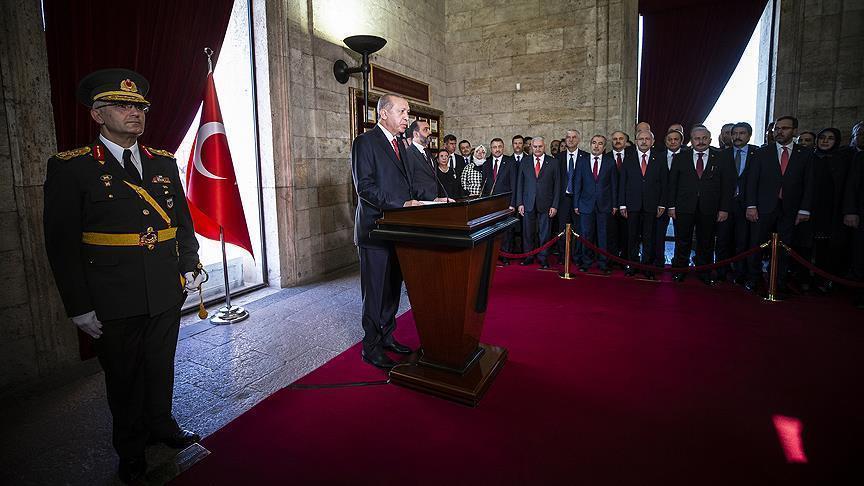 Turki Rayakan Hari Republik ke-95