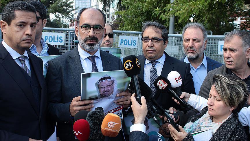 Ketika Semua Mata Tertuju ke Turki atas Jawaban Terbunuhnya Khashoggi