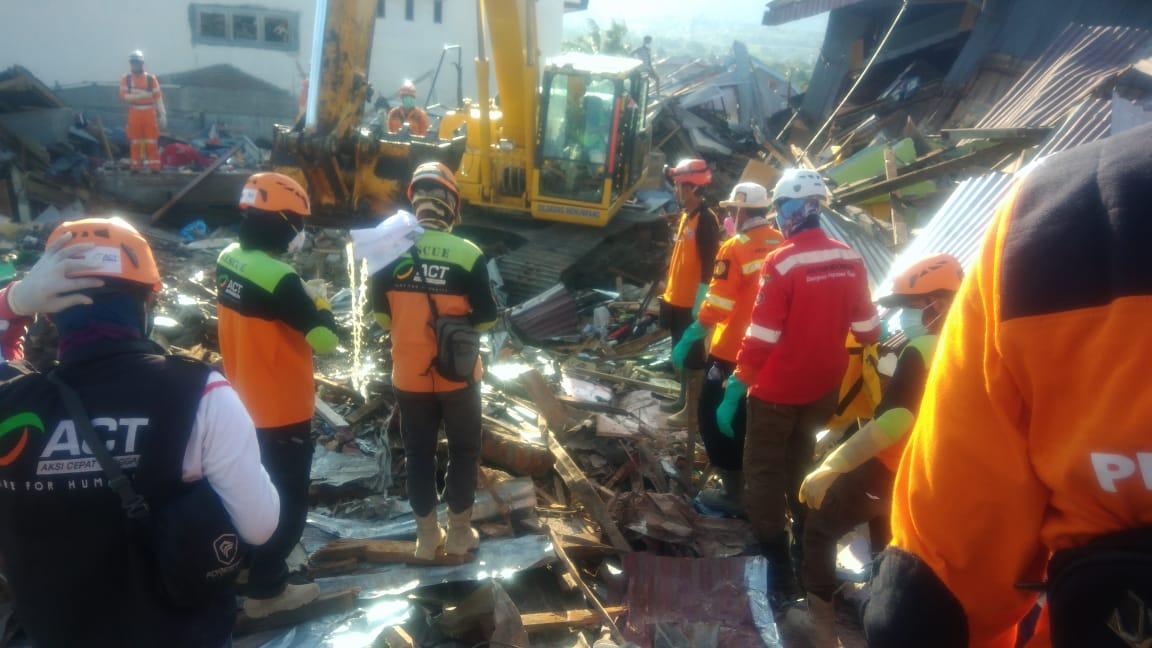 10 Hari Pasca Gempa, Kondisi Jenazah Sulit Diidentifikasi