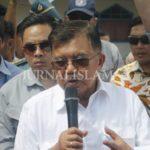 Soal Uighur, JK : Indonesia Tak Bisa Ikut Campur Masalah Domestik Cina