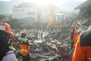 Masa Evakuasi Berakhir, ACT Berhasil Temukan 226 Jenazah