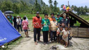 ECR Gandeng Elemen NGO Bantu Korban Gempa di Sigi Sulteng