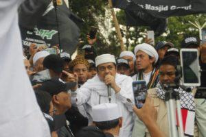 GNPF Ulama akan Kawal Kasus Pembakaran Bendera Tauhid