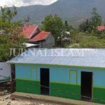 LAZIS Wahdah Bangun Prototipe Huntara untuk Korban Gempa Palu