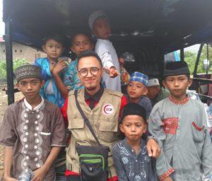 ECR Gelar Pengobatan Gratis untuk Korban Gempa di Balaroa
