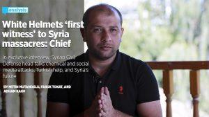 White Helmets Kini Jadi Target Pasukan Assad dan Rusia (wawancara khusus bag. 5 tamat)