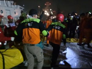 ACT Terjunkan Tim Evakuasi Korban Kecelakaan Lion Air JT 610
