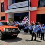 BPBD Lumajang Bawa Bantuan Warga untuk Korban Tsunami Palu