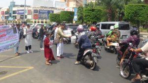 Yanmas Ansharusyariah Galang Dana di Semarang