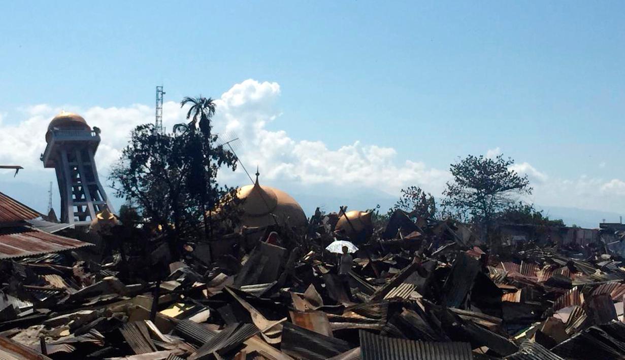 BNPB Paparkan 7 Prioritas Penanganan Dampak Gempa-Tsunami Sulteng