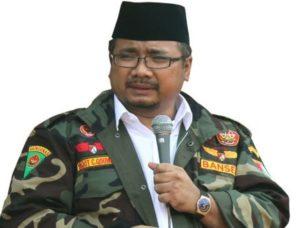 GP Ansor Akui Terlibat Pembakaran Bendera Berlafaz Tauhid